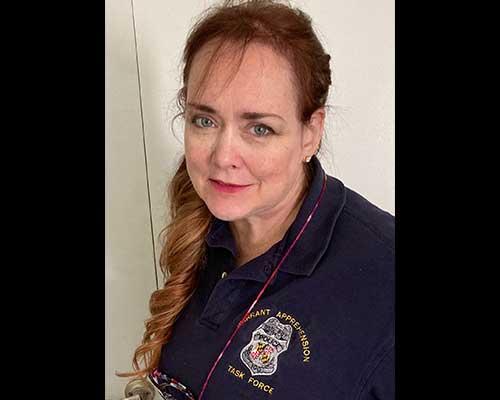 Sgt. Kathy Jackson